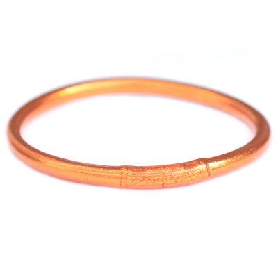 Armband buddhist good luck copper