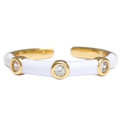 Ring Monaco white