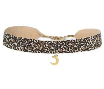 Choker leopard