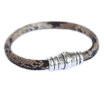 Karma bracelet python
