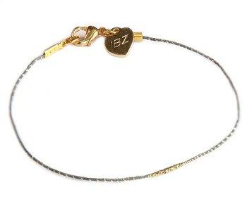 Bracelet Boston grey