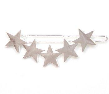 Star clip silver