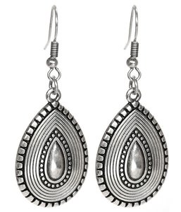 Earrings marrakesh silver