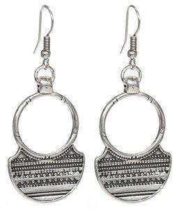 Earrings cape town silver