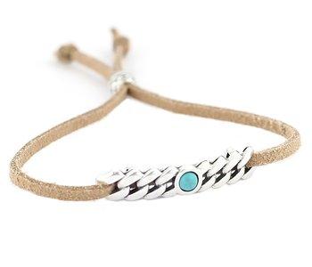 Bracelet boho natural