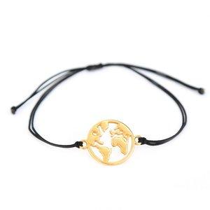 Bracelet earth gold