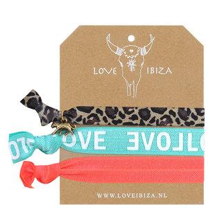 Love Leo Ibiza elastiekjes