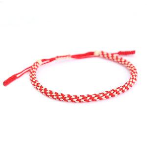 Armband buddhist red
