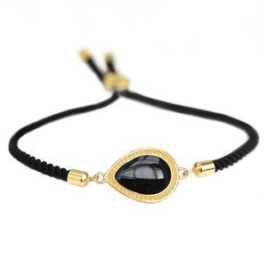 Armband Versailles gold black
