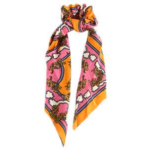 scrunchie sjaal