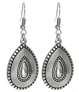 Earrings marrakesh silver