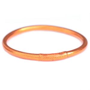Buddhist bracelet copper